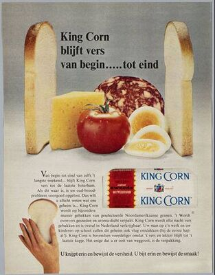 King Corn brood