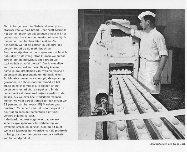 Brood Op De Plank 1967