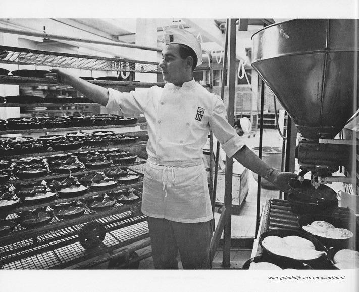 Brood Op De Plank 1967