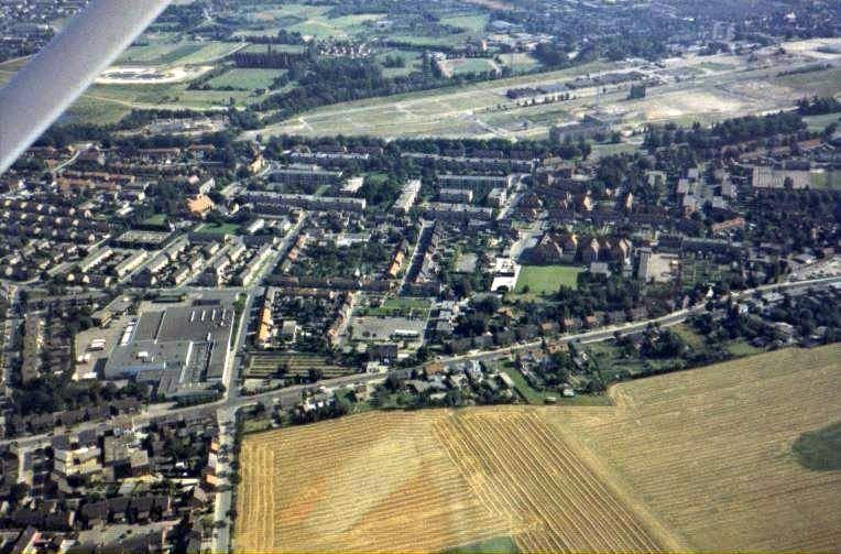 Laatste Luchtfoto Odekerken-Marebos Brunssum