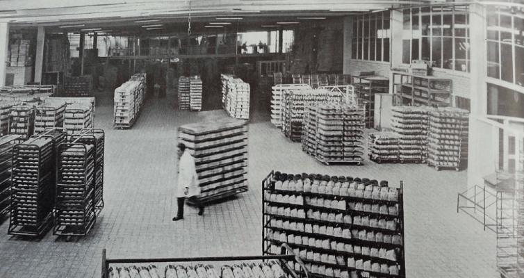 Broodmagazijn Marebos