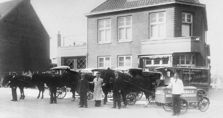 Firma Odekerken Kampstraat 35