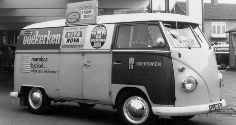 Bestelwagen Odekerken