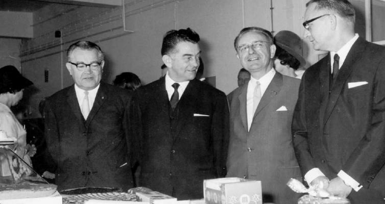 Officiële Opening 1968